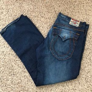 Men's jeans True Religion Billy size 40x32